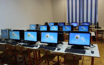 Nova računalniška učilnica
