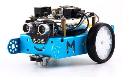 Mbot vs LEGO Mindstorms