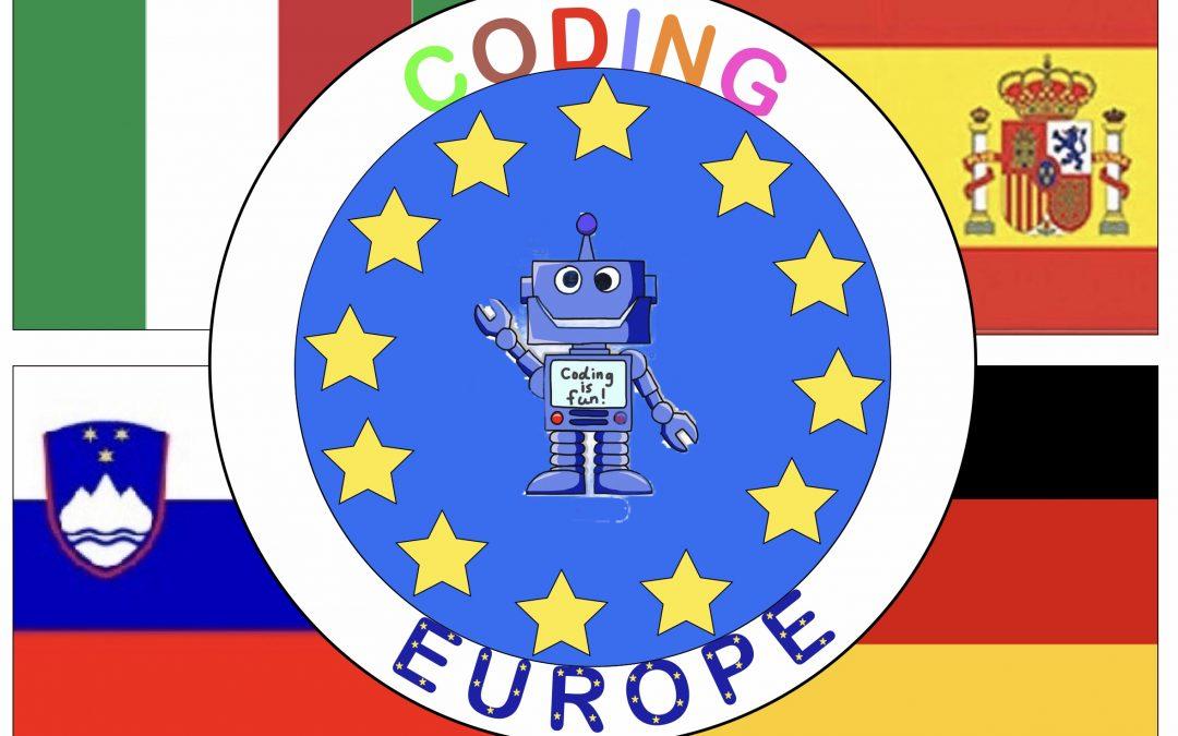 """ERASMUS+ KA2 projekt """"Evropa programira"""""""